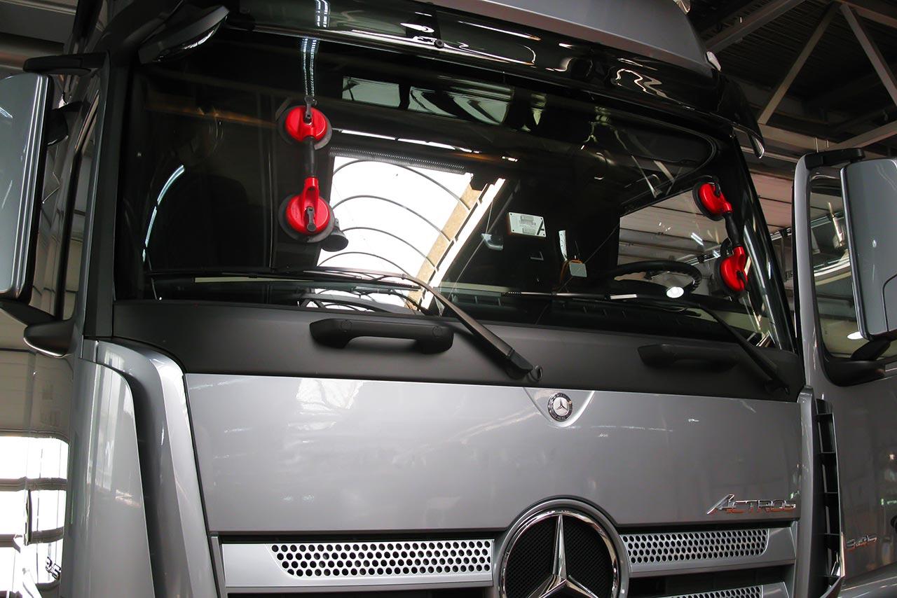 Mercedes Actros 2015